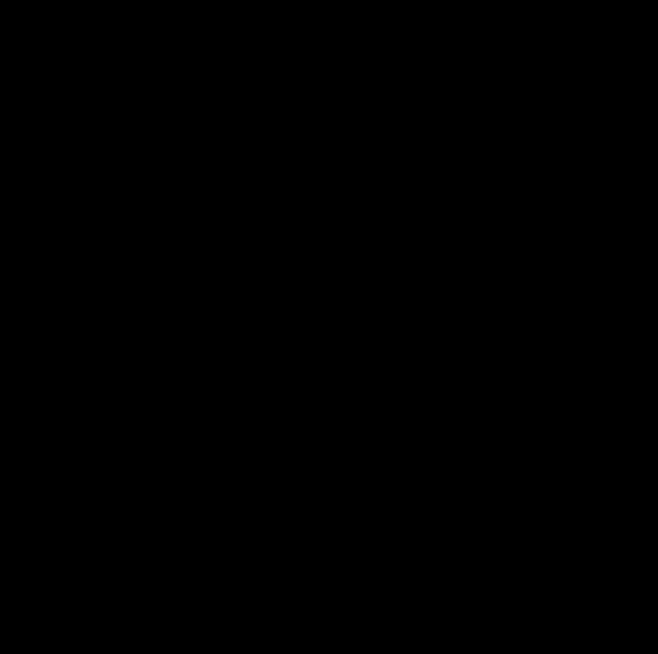 Toppgrindateyjur 8 armig 75cm